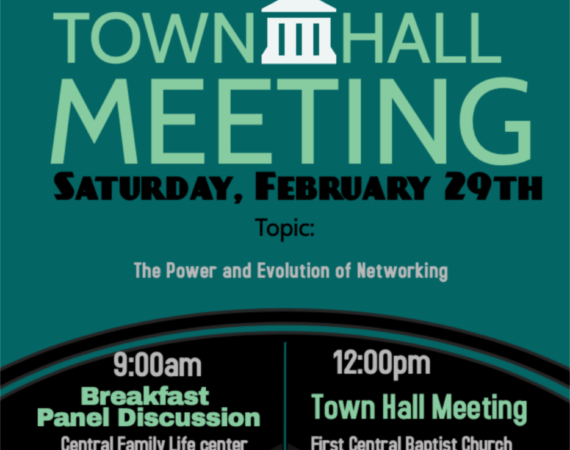 15th Annual Staten island Black History Town Hall Meeting